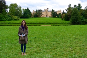 In Front of Lednice Castle