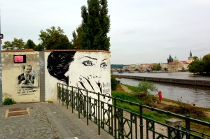 Art is Everywhere in Prague