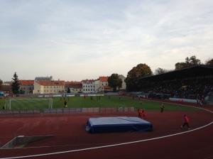 Znojmo Soccer Stadium
