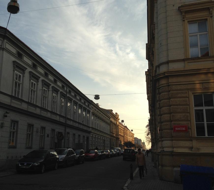 Znojmo sky