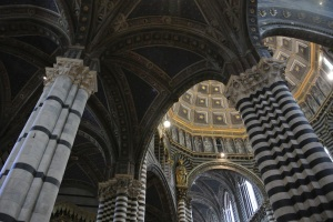 The Inside of the Duomo in Siena aka the Most Beautiful Church I've Ever Seen!