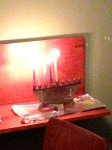 A Happy Fulbright Hanukkah