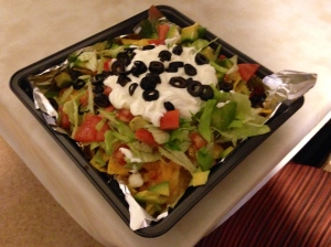 Homemade Nachos!