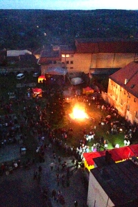 Znojmo Witch Burning