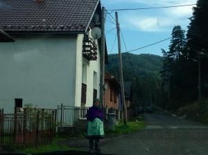 Slovakian Traditional Granny