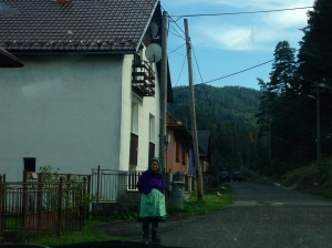 Slovakian Traditional Granny