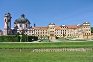 Jaroměřice Cathedral and Chateau