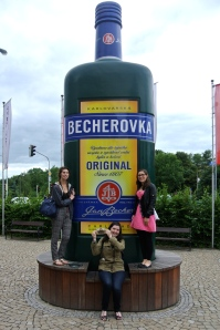 New Becherovka Models