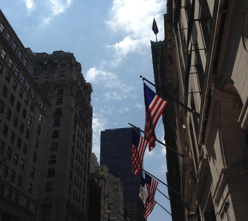 Skyscrapers + America