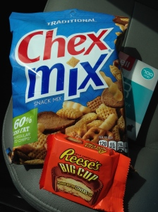 My Choice of Road Trip Snacks