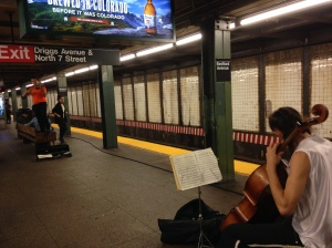 Subway Duet
