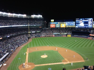 50,000 People and the Yankee Game