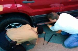 Flat Tire Fix