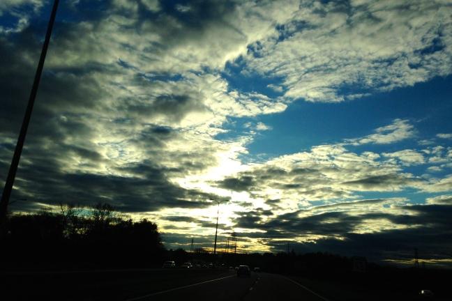 Roadtrip Sky
