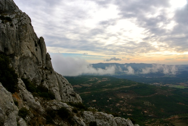 The View from Sainte Victoire