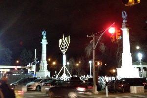 The Big Menorah