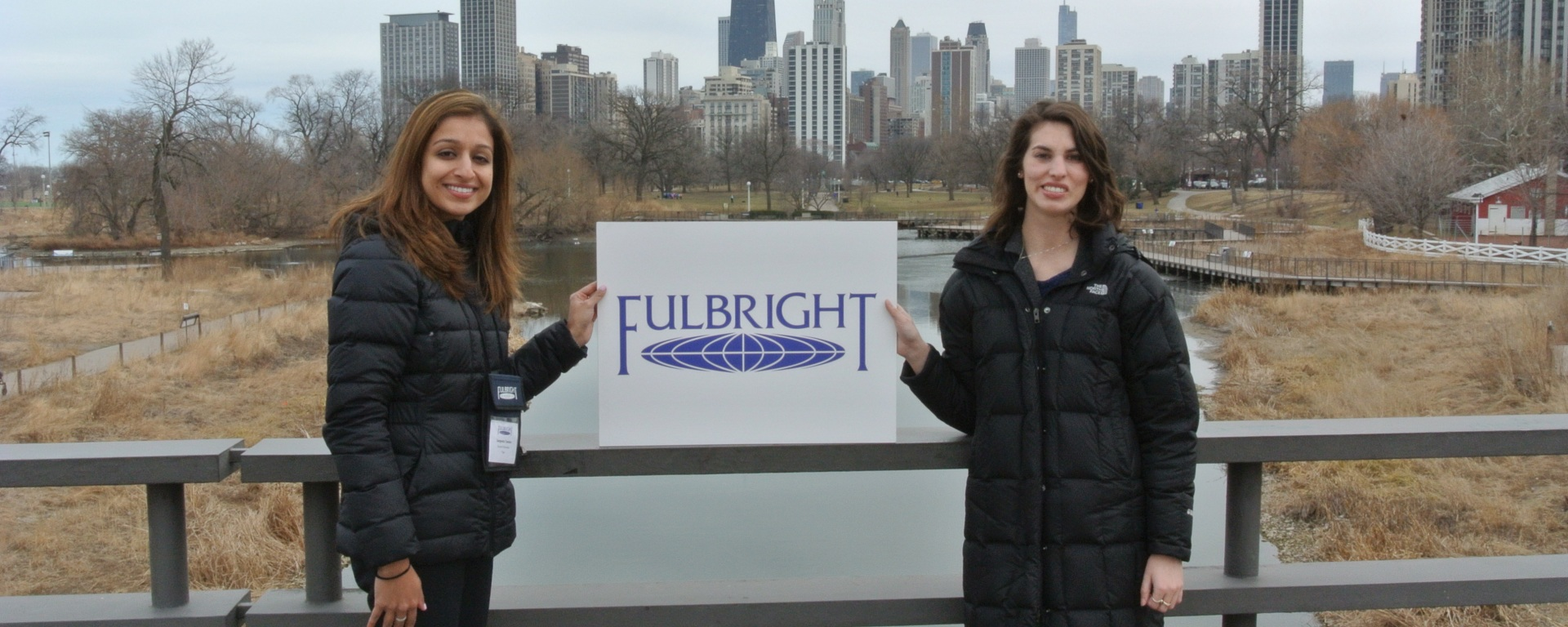 Fulbright and the Chicago Skyline