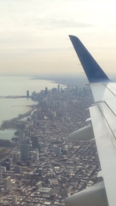 Downtown Chicago from Above