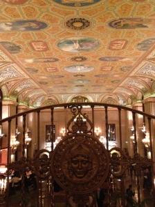 Parker Hilton Hotel Lobby