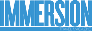 Immersion Travel Magazine Logo