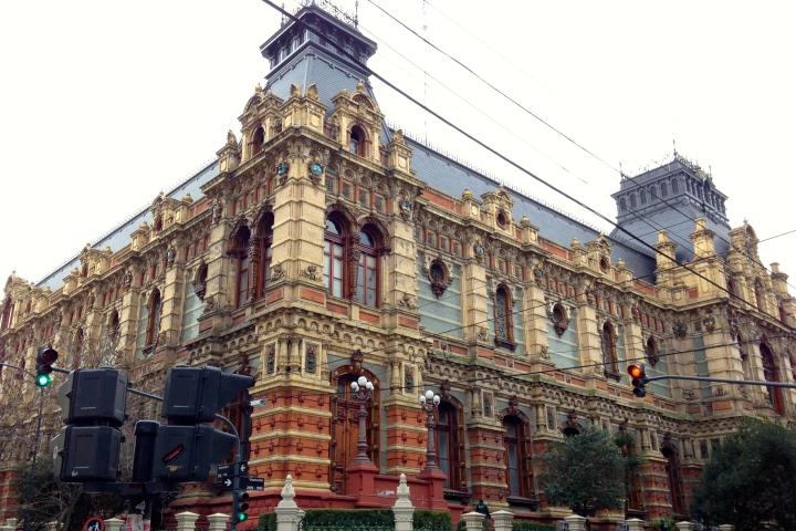 Balvanera Building