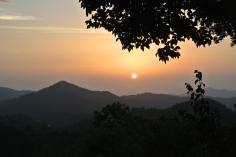 Sunset at Oscar's
