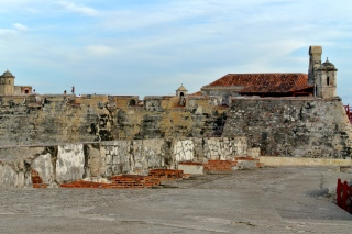 Cartagena Castle