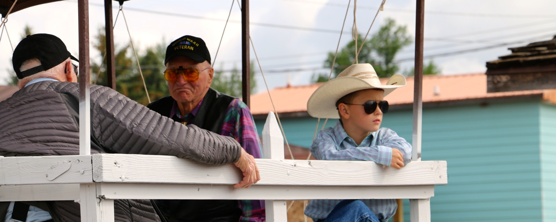Young and Old Cowboys