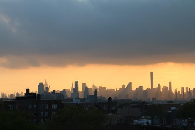 NYC Skyline Queens