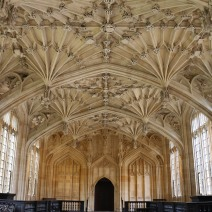 Oxford Harry Potter Infirmary