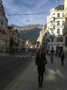 Visiting Innsbruck