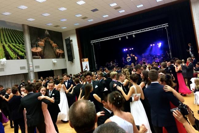 Czech dance ball