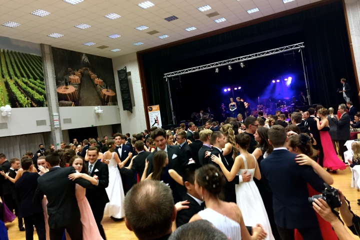Czech dance ball
