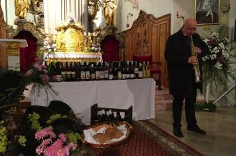 St. Martin Bless Wine