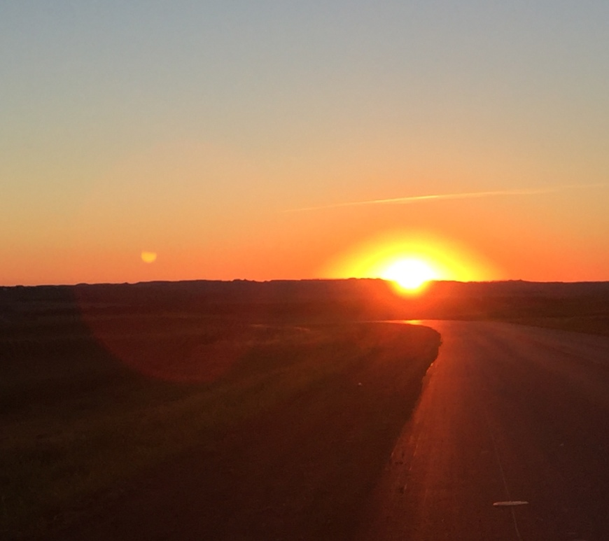 North Dakota Sunset