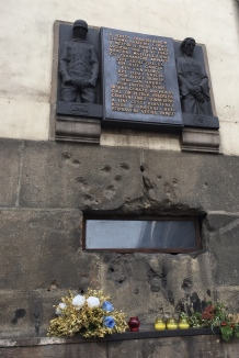 Anthropoid church bullets
