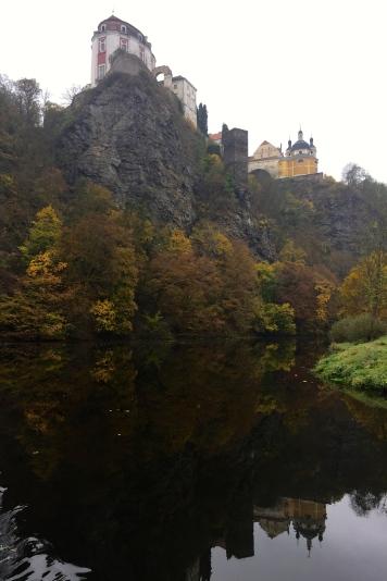 Vranov Chateau