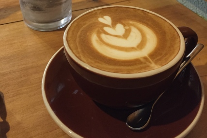 The Refuge coffee Antigua